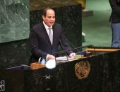 فيديو وصور.. السيسى: مصر لها تجربة فريدة فى تحقيق التنمية والحرية والكرامة