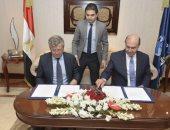 مميش: توقيع اتفاقية تنفيذ رصيف لتداول السيارات بشرق بورسعيد بـ220 مليون دولار