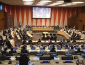 السيسى: التغير المناخى تحدى يواجه الدول النامية فى تنفيذ التنمية المستدامة