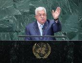 أبو مازن: الإرهاب لن ينال من مصر الكنانة وجيشها العظيم خط الدفاع الأول