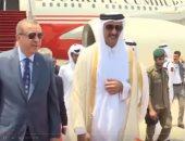 شاهد.. تميم بن حمد يهدى أردوغان 84.6 مليار ريال لإنقاذ الليرة التركية