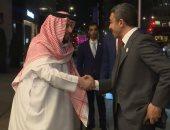 فيديو.. الشيخ عبدالله بن زايد يزور تركى آل شيخ فى نيويورك للإطمئنان على صحته