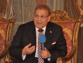 صور .. غدا حسن راتب يُكرم محافظ شمال سيناء السابق بصالون المحور الثقافى