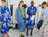 كواليس عرض Dries Van Noten لموسم ربيع 2019 بفعاليات أسبوع الموضة فى باريس
