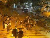 قارئ يشكو من انتشار سيارات الكارو بشارع فى العياط