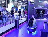 """فيديو.. """"Space Egg"""" روبوت صينى جديد لخدمتك داخل الفنادق"""