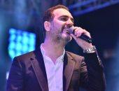 وائل حسار يشعل أجواء الأوبرا بأغانيه الشهيرة وسط تفاعل من الجمهور