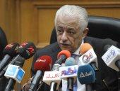 وزير التعليم: انتهاء أزمة توزيع الكتب المدرسية خلال أيام