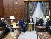 سفير كمبوديا بالقاهرة: الأزهر يحظى بثقة كبيرة لدى مسلمى العالم