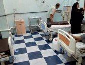 شكوى من قيام المرضى بتجهيز ماكينات الغسيل الكلوى بمستشفى الزقازيق العام