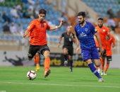 تعرف على نتائج اليوم من البطولة العربية.. تأهل الهلال والنصر