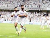 مدرب العين الإماراتى: حسين الشحات استعاد مستواه المعروف