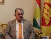 مسؤول الحزب الديمقراطى الكردستانى بالقاهرة: نشارك مصر فى مكافحة الإرهاب