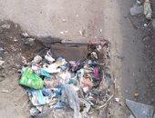 صور.. شكوى من الإهمال وعدم تطهير البالوعات لصرف الأمطار فى الإسكندرية