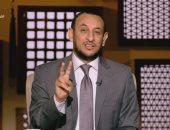 رمضان عبد المعز: آل بيت الرسول صمام أمان الأمة الإسلامية مثل نجوم السماء