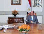السيسي يوجه بمواصلة الجهود للارتقاء بقطاع الجامعات المصرية والبحث العلمى