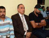 نقيب الصحفيين يتقدم المعزين فى وفاة الزميلة هند موسى