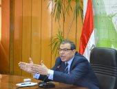 وزير القوى العاملة يهنئ محافظ الوادى الجديد بالعيد القومى للمحافظة