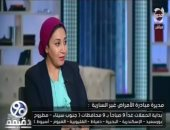 ريهام غلاب: المسح الطبى يستهدف السمنة والضغط والسكر وفيروس سى