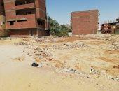 صور.. الإهمال يسيطر على حى المهندسين بمدينة موط بالداخلة