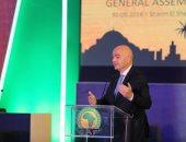 إنفانتينو يهنئ مصر على التنظيم الرائع لـ كان 2019 ويكشف حقيقة استعمار كاف