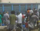 سكان عمارات صقر قريش بحلوان يستغيثون من انقطاع المياه منذ ظهر أمس