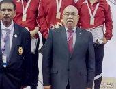 9 حكام مصريين يحصلون  على الشارة الدولية للكاراتيه