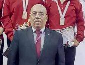 محمد الدهراوى: بعثة الكاراتيه الأكثر عددا فى تكريم الرئاسة للرياضيين