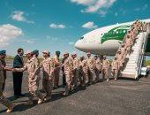 صور.. القوات الجوية السعودية تصل تونس للمشاركة فى مناورات مع الطيران التونسى