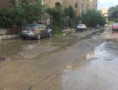 مياه القاهرة: جار إصلاح خط المياه الرئيسى بشارع المطاحن فى شبرا الخيمة