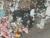 اضبط مخالفة.. أهالى حى غرب شبرا الخيمة يستغيثون من حرائق القمامة - صور