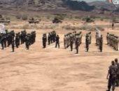 ميليشيا الحوثى تقصف مواقع للجيش اليمنى فى الحديدة