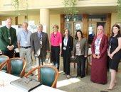 صور.. انطلاق فعاليات المؤتمر الدولى للبحوث متعددة التخصصات بجامعة أكتوبر للعلوم
