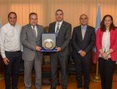 محافظ الإسكندرية يدعو شباب رجال الأعمال لوضع حلول لتنمية المحافظة