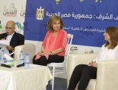 رشا سمير بمعرض عمان: كتابة التاريخ مغامرة.. ونجيب محفوظ قدم صورة مصر للعالم