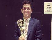 """حفيد إحسان عبد القدوس يفوز بجائزة الإيمى عن الفيلم الوثائقى """"Fault Lines"""""""