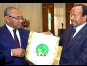 بعد وساطة إيتو.. كاف يؤكد إقامة كأس الأمم الأفريقية 2019 فى الكاميرون