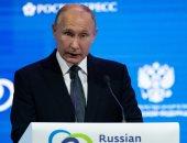 الرئيسان الروسى والفرنسى يبحثان التسوية السورية والأزمة فى مضيق كيرتش