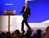 ماى: لن أساوم على ما صوت البريطانيون بأغلبية عليه فى استفتاء 2016