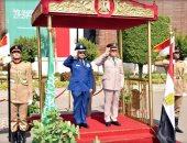 الفريق محمد فريد يلتقى رئيس هيئة الأركان العامة للقوات المسلحة السعودية
