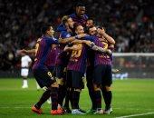 برشلونة يستضيف إشبيلية فى قمة الجولة التاسعة من الدوري الاسباني
