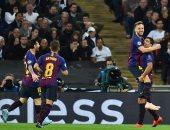 فيديو.. الصدارة المزدوجة هدف برشلونة الأول بعد التوقف الدولى