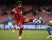 نابولى يخطف فوزا قاتلا من ليفربول فى دورى الأبطال بمشاركة محمد صلاح
