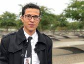 """أحمد موسى يبرز تغطية """"اليوم السابع"""" ومراسلها لمؤتمر البنك الدولى بواشنطن"""