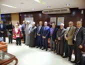 السفارة المصرية فى بنجلاديش تستقبل وفدا رفيع المستوى من الأزهر الشريف