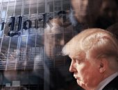 سقطة مهنية.. نيويورك تايمز تعدل مانشت لمجاملة الديمقراطيين.. وترامب يفضح الصحيفة