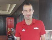 المصرى محمد حسن حكماً لمباراة البرازيل وروسيا فى أوليمبياد الأرجنتين