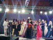 شاهد توب 5 فى سباق ملكة جمال مصر للكون