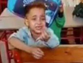 """إخلاء سبيل المدرس مصور فيديو طفل """"أنام ربع ساعة يا حاجة"""" بكفالة 5 آلاف جنيه"""