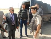 مدير أمن المنيا يشدد على حسن معاملة المواطنين خلال تفقد الخدمات